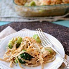 Healthy Chicken and Broccoli Tetrazinni Recipe - ZipList