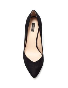 Pumps ... this is probably the prettiest, most feminine style pump ... classic and attractive on almost every foot.