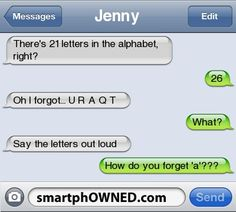 Page 2 - Autocorrect Fails and Funny Text Messages - SmartphOWNED - Funny Troll & Memes 2019 Funny Texts Jokes, Text Jokes, Funny Text Fails, Cute Texts, Funny Text Messages, Drunk Texts, Sad Texts, Epic Texts, Stupid Texts