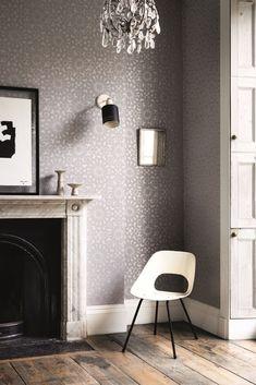 Attraktiv 49 Modern Wallpaper Decoration For Living Room Ideas