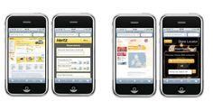 Desktop and mobile versions of Hertz reservation form and Burger King store locator form Form Design, Ux Design, Web Forms, Design Strategy, Mobile Design, Mobile Ui, Desktop, Drop, Buttons