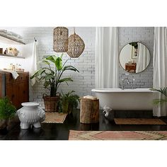 Bathroom ❤ liked on Polyvore featuring home, bed & bath, bath and bath accessories