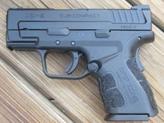 Springfield-Armory XD-9 Mod. 2 Sub-Compact 9mm: A Review One of the most important of the eight fundamentals of shooting is proper handgun grip. Shooters k