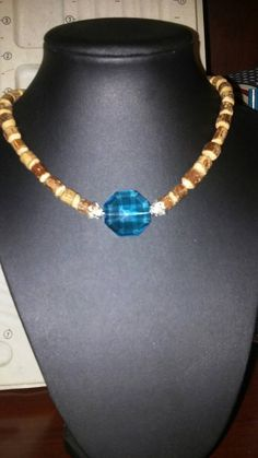 Check out this item in my Etsy shop https://www.etsy.com/listing/247966343/blue-lagoon-necklace