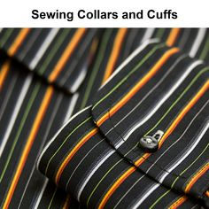 How to sew collars and cuffs Sewing Collars, Minerva Crafts, Collar And Cuff, Sewing Techniques, Free Sewing, Sewing Tutorials, Cuffs, Fancy, Pattern