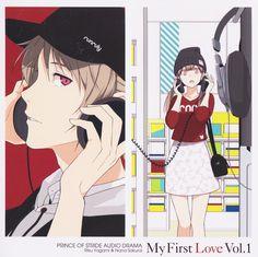 Prince of Stride Drama CD, My First Love Vol. 1 - Yagami Riku and Sakurai Nana