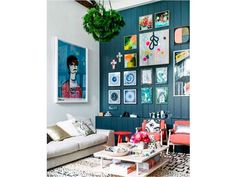 How to Hang a Gallery Wall the Right Way – Momtastic