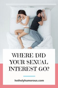 Frustration signs of sexual What to