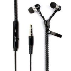 Kroop Small talk Stereo In-Ear 3.5mm - Black