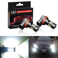 Car Headlight Bulbs(led) 2pcs H4 Led H7 H1 H3 H11 H13 Hb3 Hb4 9005 9006 9007 881 Led Car Headlight Bulbs 72w 8000lm Auto Headlamp Fog Light 6500k 12v 24v Meticulous Dyeing Processes Car Lights
