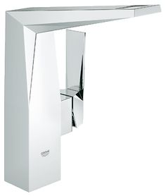 GROHE - Allure Brilliant Wastafelmengkraan L-Size 23112 000 - Allure Brilliant - Badkamerkranen - Voor je badkamer