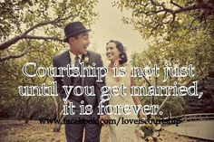 courtship vs dating quotes | Courtship
