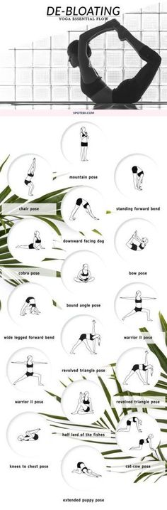 I like this Yoga Essential Flow...