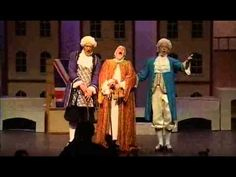 """""""If you go in, you're sure to win"""" Iolanthe 2011, Light Opera Sacramento--the Lord Chancellor and the two silly Earls are played as a bunch of old 18th century crocks."""