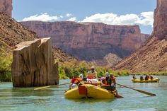 Best US destinations for 2015 Colorado River Grand Canyon
