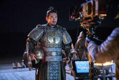 Ready yourself for some green screen fun in the new behind-the-scenes images added for the Korean movie 'Along With the Gods: The Last 49 Days'. Hidden Movie, Movie Of The Week, Korean Drama Movies, Scene Image, Jung Woo, New Poster, Good Movies, Documentaries, Behind The Scenes