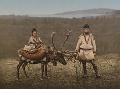 The Sami people (or Lapps as known in English) are indigenous people living in the north of Europe, in the northern parts of Norway, Sweden, Finland and the Kola Peninsula in Russia.