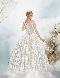 Preciosos vestidos de novias | Colección Dar Sara