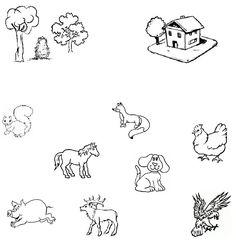 svet zivocichu zvirat domaci zvirata a jejich mladata  : Pracovní list   Hledáme zvířátkům domov Educational Activities, Farm Animals, Fictional Characters, Ms, Activities, Savages, Teaching Materials, Fantasy Characters, Educational Crafts