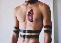 Ideas Tattoo Ideas For Guys Chest Tatoo Body Art Tattoos, New Tattoos, Tattoos For Guys, Tatoos, La Ink Tattoos, Wing Tattoos, Tattoo Drawings, Piercing Tattoo, Piercings
