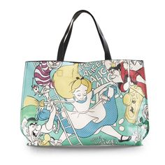 Loungefly x Disney Alice & Queen of Hearts Tote - View All - Bags