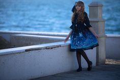 Krad Lanrete / Auralia - Lost in Sea Blue by May Sakaali