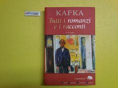 J 4933 LIBRO TUTTI I ROMANZI E I RACCONTI DI KAFKA EDIZIONE INTEGRALE 2006 - http://www.okaffarefattofrascati.com/?product=j-4933-libro-tutti-i-romanzi-e-i-racconti-di-kafka-edizione-integrale-2006