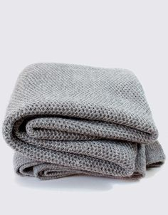Alpaca baby blanket in natural grey by Wild Wawa Bed Covers, Pillow Covers, Wool Baby Blanket, Alpaca Wool, Knit Crochet, Winter Hats, Pillows, Knitting, Bed Sheets