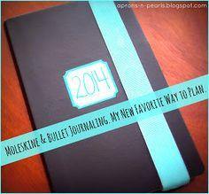 Aprons 'n Pearls: A Peek into my 2014 Planner