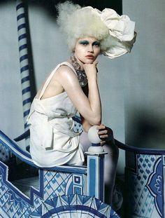 Tim Walker: Vogue UK March 2010