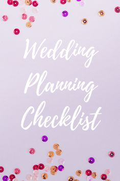 Today on Breakfast at Lilly's I'm sharing the ultimate wedding planning checklist for those of you who are newly engaged.