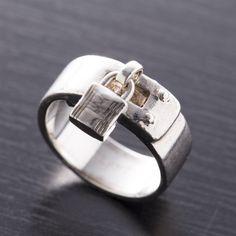 Cadena Charm Ring - Hermes