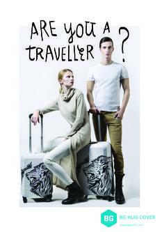 Pokrowce na walizki podróżne BG Berlin :) model Roar!   http://bgberlin.pl/index.php/produkt/roar-hug-cover/
