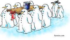 Snowman Jokes, Funny Snowman, Christmas Jokes, Christmas Cartoons, Merry Christmas, Christmas Comics, Christmas Time, Funny Cartoons, Funny Jokes