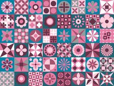 Mary Blair quilt inspiration