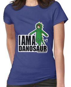 I AM A DANOSAUR Women's T-Shirt