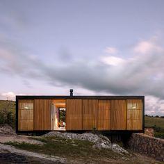 Retreat In Finca Aguy By MAPA Architects