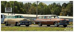 1955 chrysler station wagon | 1954 and a 1955 Chrysler New Yorker Station Wagon I saw on a used ...