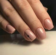 Image discovered by Jy Rose. Find images and videos about art, nail and 💅 on We Heart It - the app to get lost in what you love. Polygel Nails, Diy Nails, Cute Nails, Pretty Nails, Hair And Nails, Acryl Nails, Minimalist Nails, Stylish Nails, Gorgeous Nails