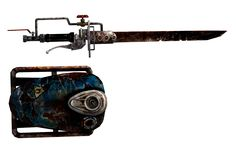 Shishkebab Requirements Attack statistics Perk effects The Shishkebab is a weapon in Fallout: New Vegas.