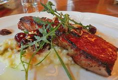 Pork Belly at The Publican (Chicago, IL). #UniqueEats #pork