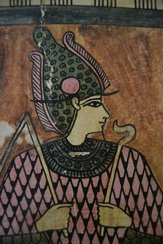 Osiris in Pink and Green by j. kunst, via Flickr