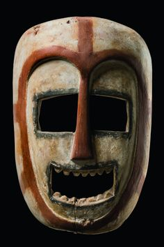 "masks of the Kumu are called ""nsembu"" or ""ibole. They appear in paired dances that contrast male and female roles during initiation into the ""nkunda"" divination society. H: 34 cm H: 13.4 inch Provenance Alain de Monbrison, Paris, France (1990) Eduard Hess, Oberwil, Switzerland Expertise Alain de Monbrison, Paris, Februar 1990"