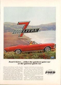 1966 Ford Convertable