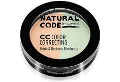 Natural Code By Lumene CC Color Correcting kiillon & punaisuuden häivyttäjä 10g - Sokos verkkokauppa