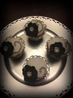 Wedding Bling Cupcakes