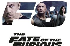 Rapidos y Furiosos 8: Nuevo Poster con Vin Diesel y  Dwayne Johnson