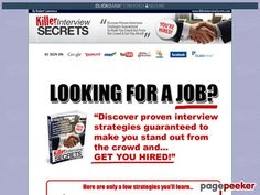 Product Name: Job Interview Questions and Answers | Killer Interview Secrets   Click here to get Job Interview Questions and Answers | Killer Interview Secrets at discounted price while it's still available…    All orders are protected by SSL encryption – the highest industry...