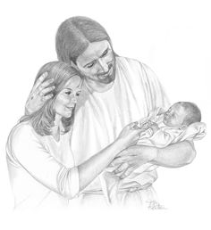 All time favorite picture of Jesus. Brings tears to my eyes everytime. Pictures Of Christ, Church Pictures, Religious Pictures, Jesus Art, God Jesus, Jesus Smiling, Jesus Drawings, Lds Art, Infant Loss