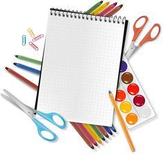 School backgrounds set 17 vector